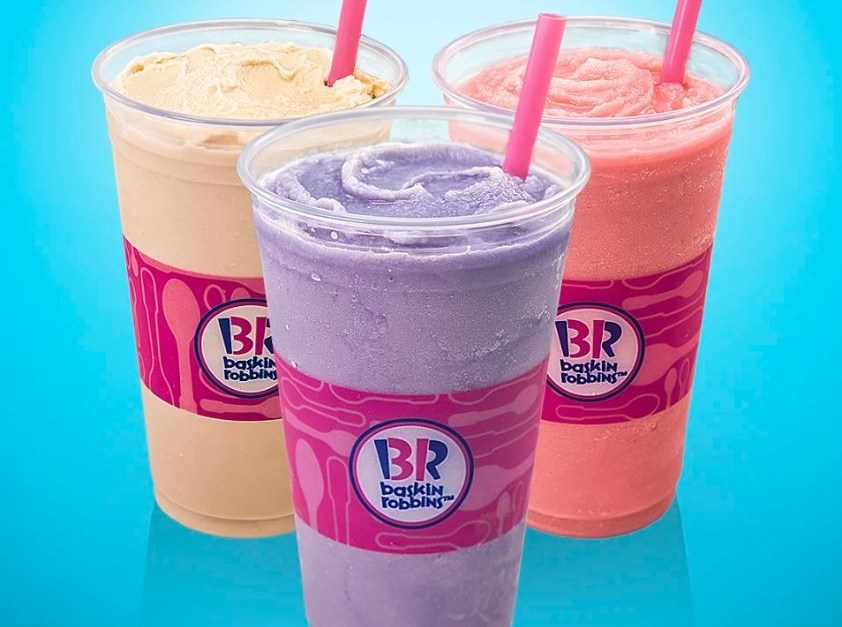 Get a FREE Baskin-Robbins Freeze sample today!