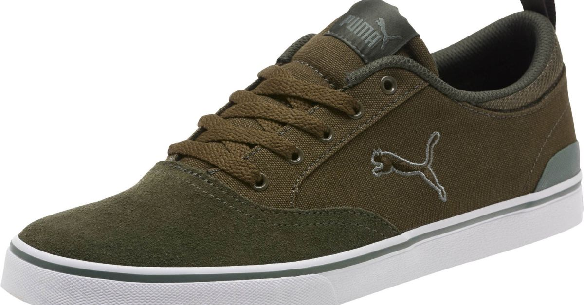 Puma Bridger Cat men's sneakers for $25, free shipping