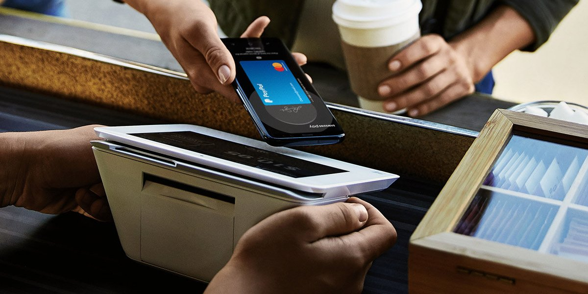 Samsung Pay: Link to your PayPal account and get a $5 credit