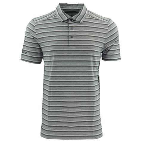 Sketchers men's GoGolf Approach stripe polo shirt for $16