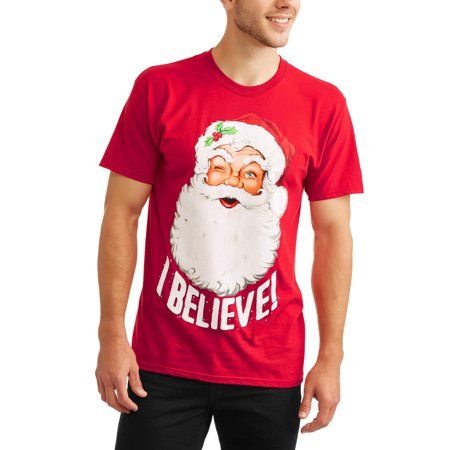 Believe Santa t-shirt for $1.50