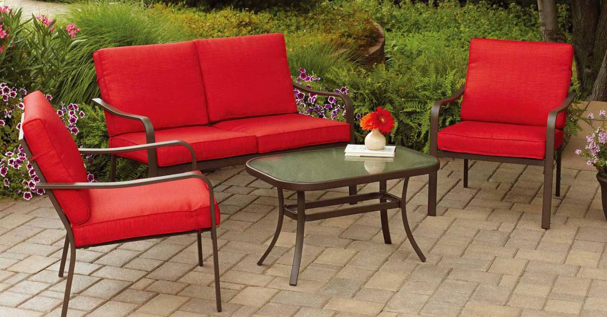 🔥 10 great patio & garden deals at Walmart right now