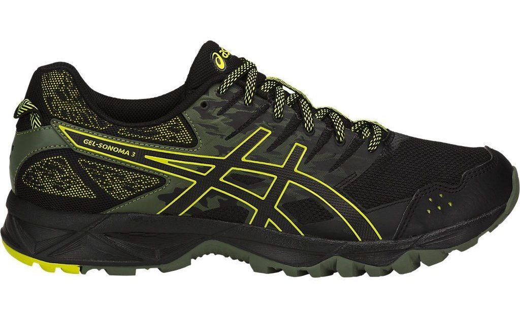 Asics men's GEL-Sonoma 3 running shoes for $30, free shipping