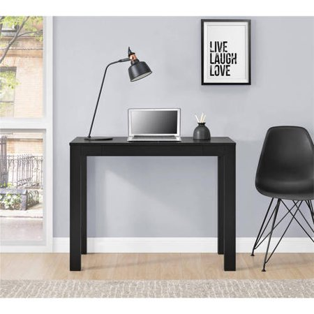 Mainstays Parsons desk with drawer for $29