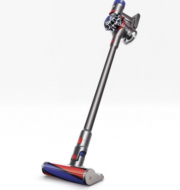 Dyson V8 Absolute vacuum cleaner with free tools for $350