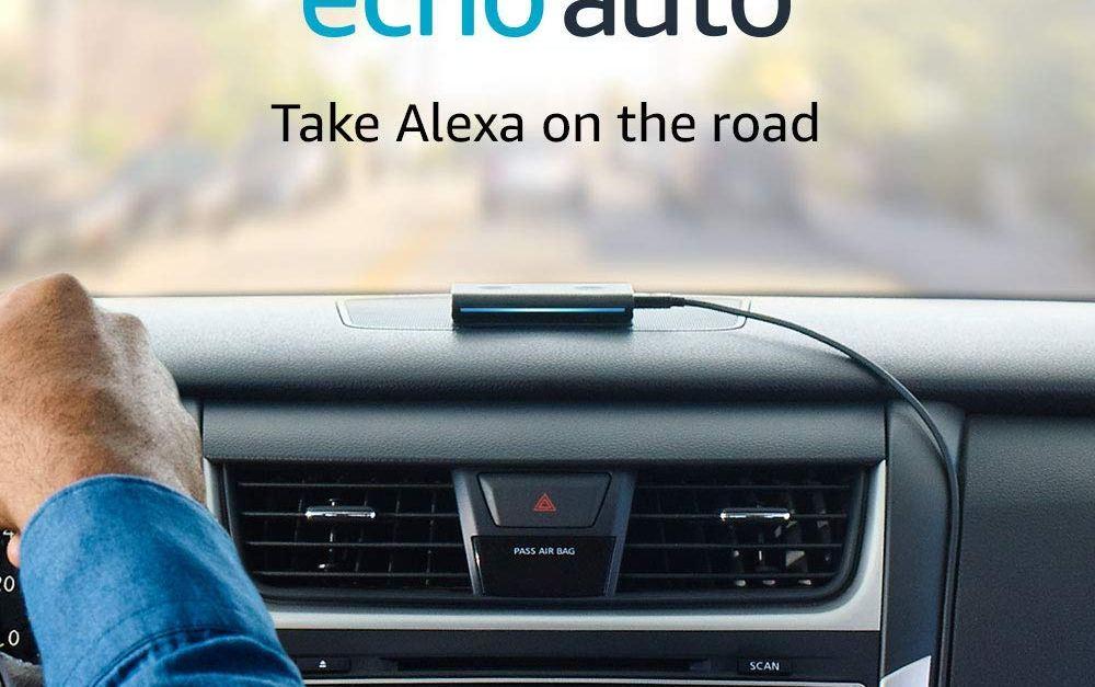 Amazon Echo Auto pre-order for $25
