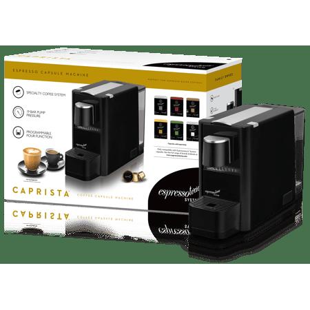 Buy 6 coffee pod packs, get a FREE Espressotoria machine