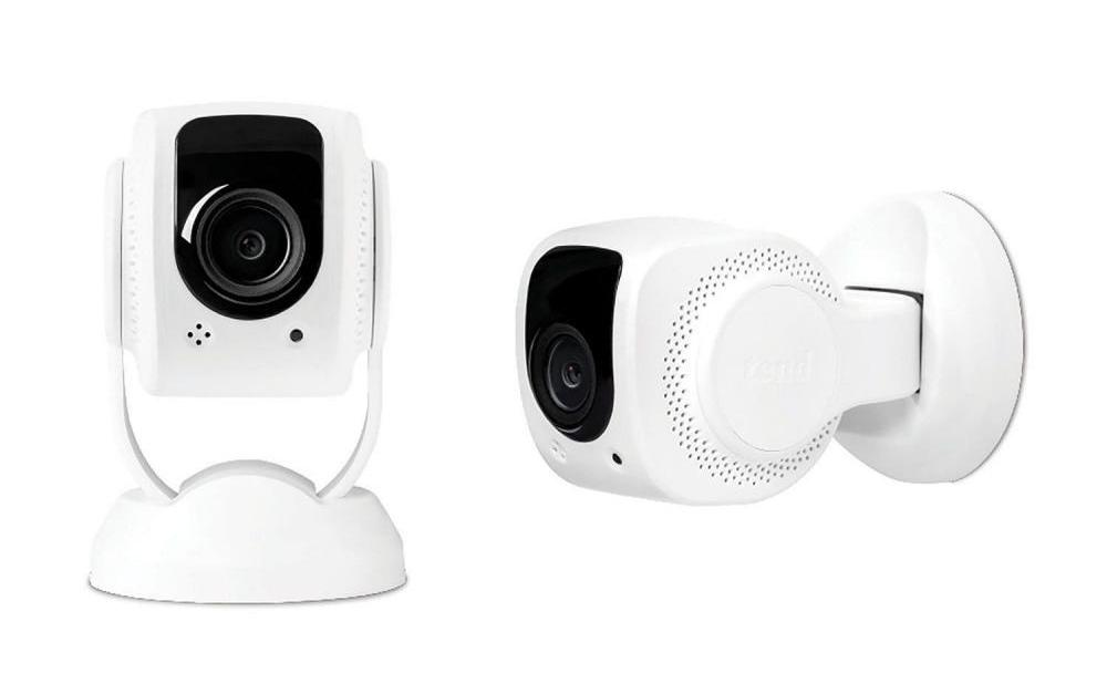 Today only: 3-pack Lynx 1080p security cameras with facial recognition for $74