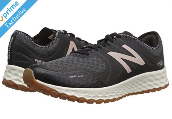 Prime members: New Balance women's Kaymin trail running shoes for $25