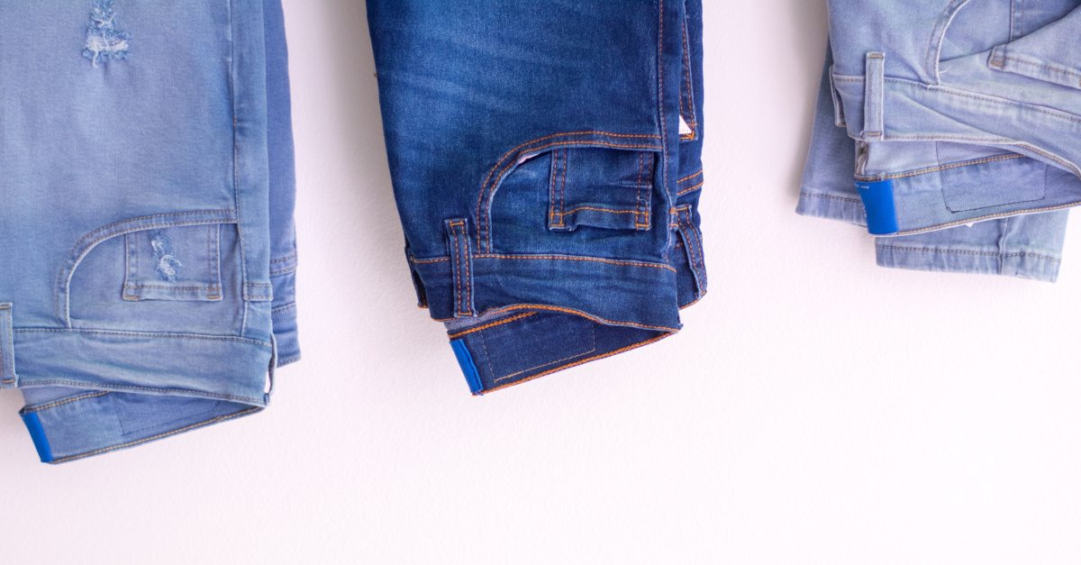 Buy one, get one 50% off men's and women's denim at Target