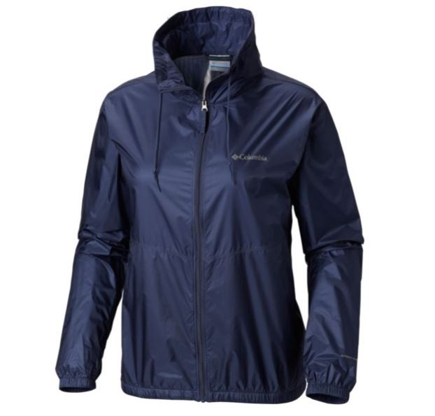 Columbia Commons Lane EXS women's windbreaker for $24