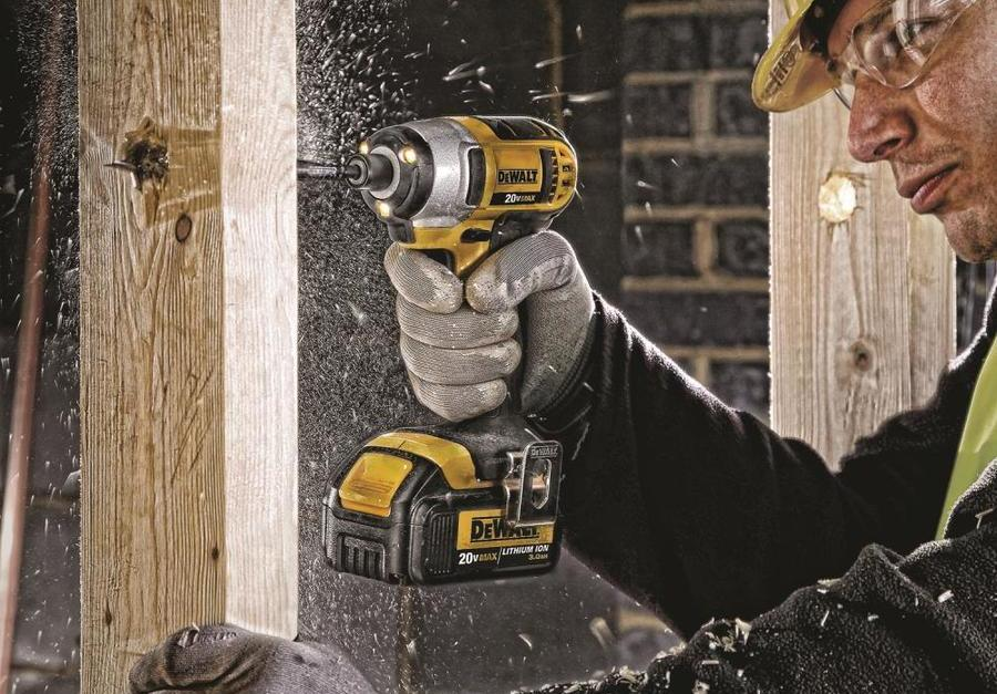 Save up to 50% on select Dewalt bit sets and tools at Lowe's Home Improvement