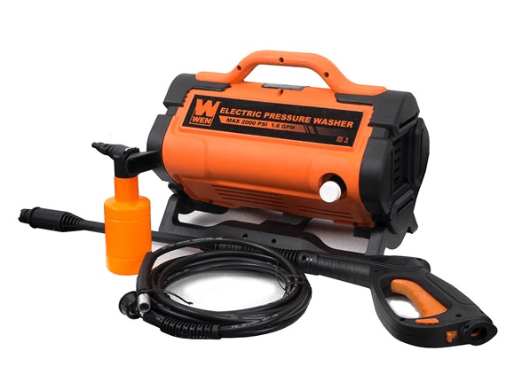 Today only: WEN PW19 2000 PSI 1.6 GPM 13-amp electric pressure washer for $77