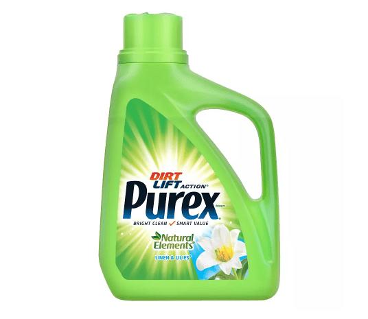Purex 50-oz laundry detergent for $2