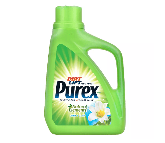 Purex 50-oz laundry detergent for $1 at Walgreens