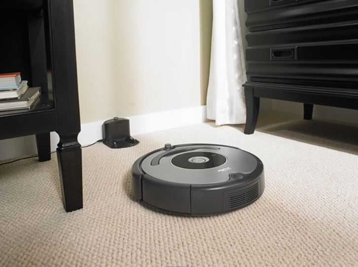 Today only: Refurbished iRobot Roomba 650 robotic vacuum cleaner for $180