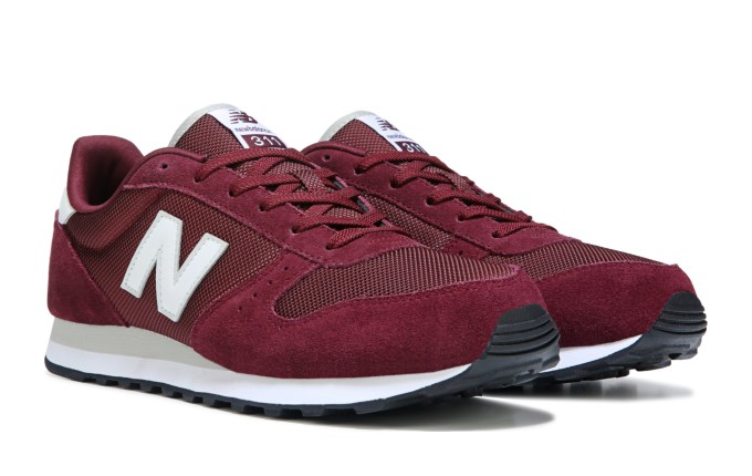 New Balance 311 sneakers for $25, free store pickup