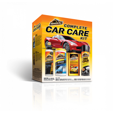2-pack Amor All Complete Car Care kits for $20