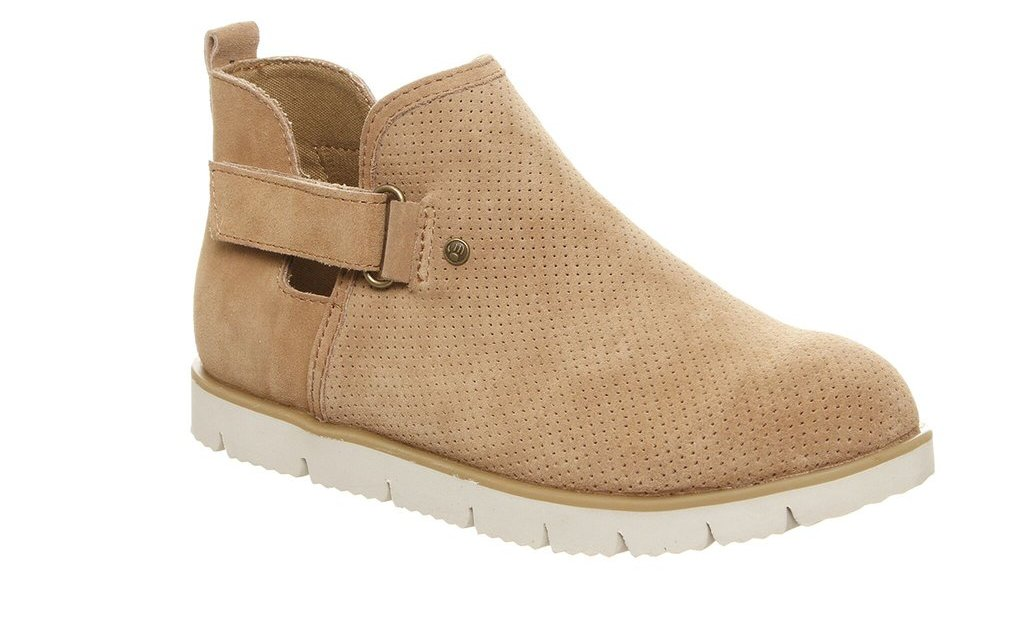 Bearpaw women's Zoe shoes for $30, free shipping