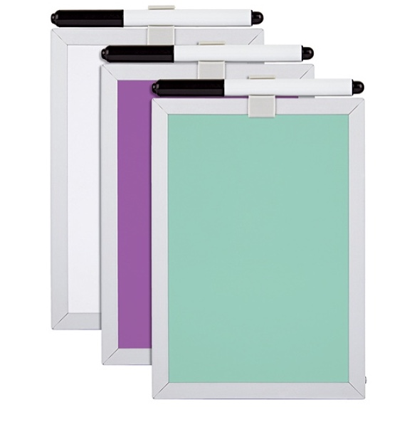 Foray magnetic dry erase boards from $1.50, free store pickup