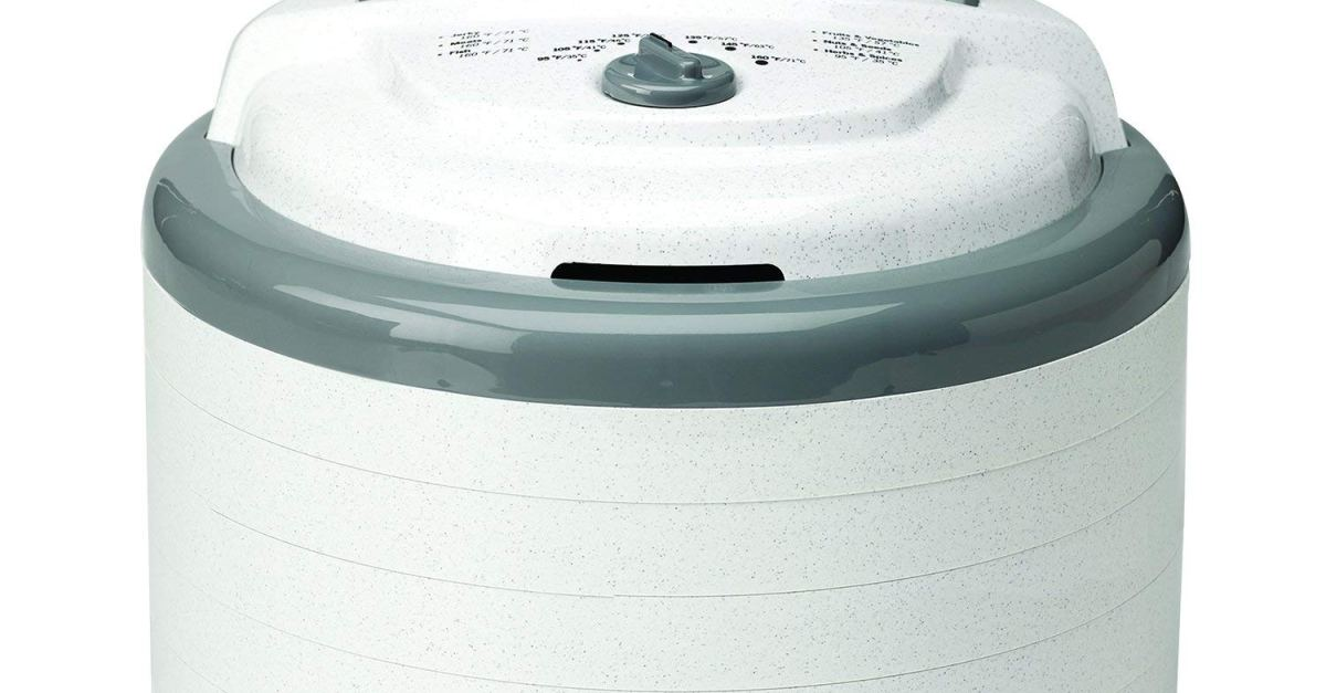 Nesco Snackmaster Pro food dehydrator for $50, free shipping