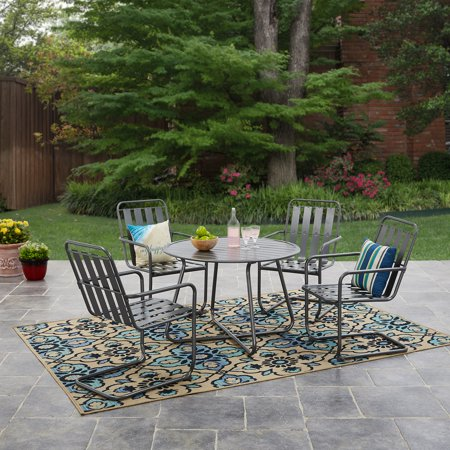 Mainstays Arabelle 5-piece dining set for $130