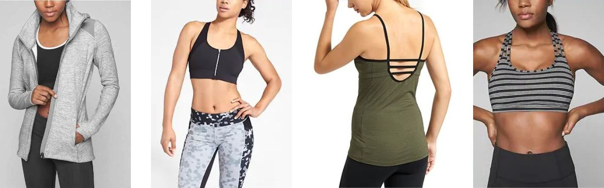 Athleta: Save up to 75% on final sale items
