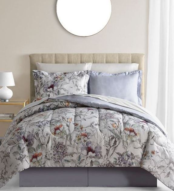 8-piece comforter sets for $28 at Macy's, free shipping