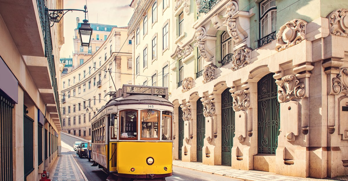 6-night trip to Portugal with airfare & accommodations from $849