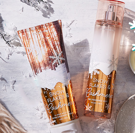 Today only: Get two FREE full-size products with any purchase at Bath & Body Works