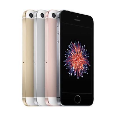 Refurbished Apple iPhone SE 16GB unlocked GSM iOS smartphone for $115