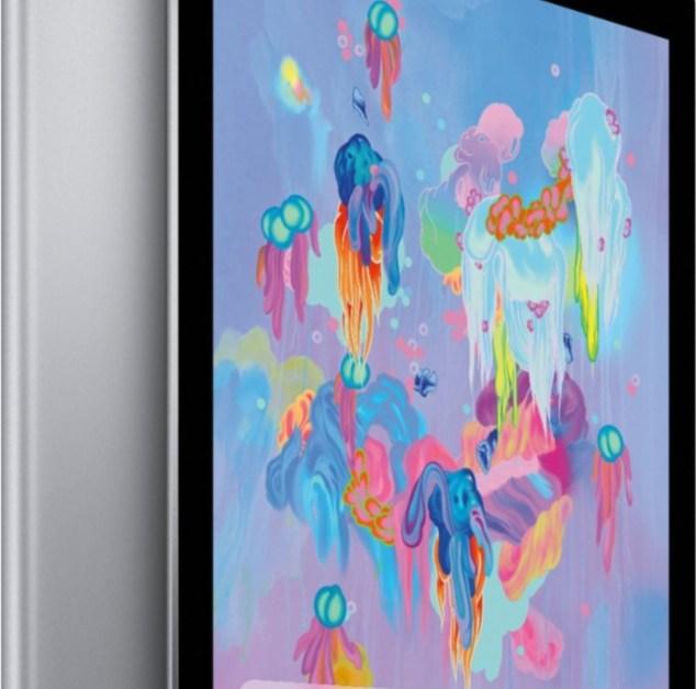 32GB Apple iPad 9.7″ Wi-Fi tablet for $250