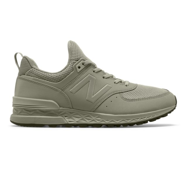 Today only: Men's 574 New Balance shoes for $30, free shipping