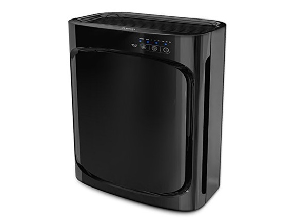 Today only: Oregon Scientific HEPA air purifier for $60
