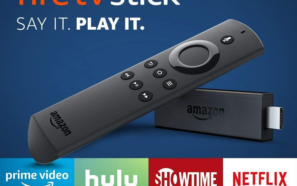 Get two Amazon Fire TV sticks for $40