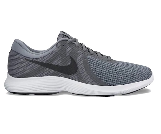 Nike Revolution 4 men's or women's running shoes for $30