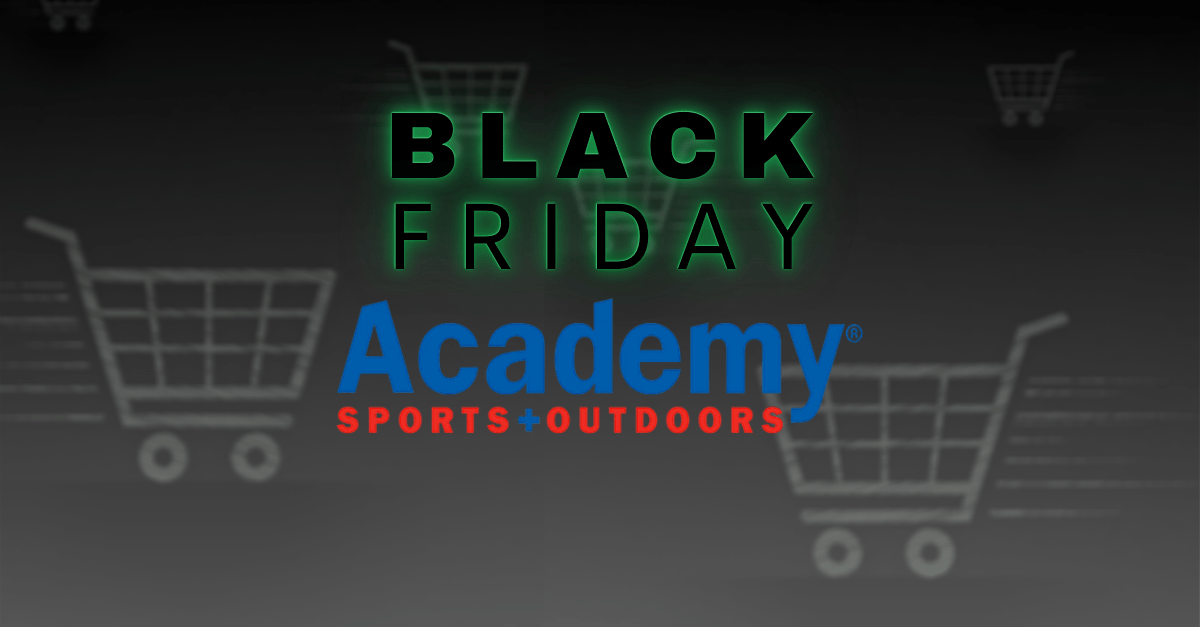 Academy Sports + Outdoors Black Friday ad: Here are the best deals