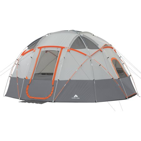 Ozark Trail 12-person sphere tent for $80