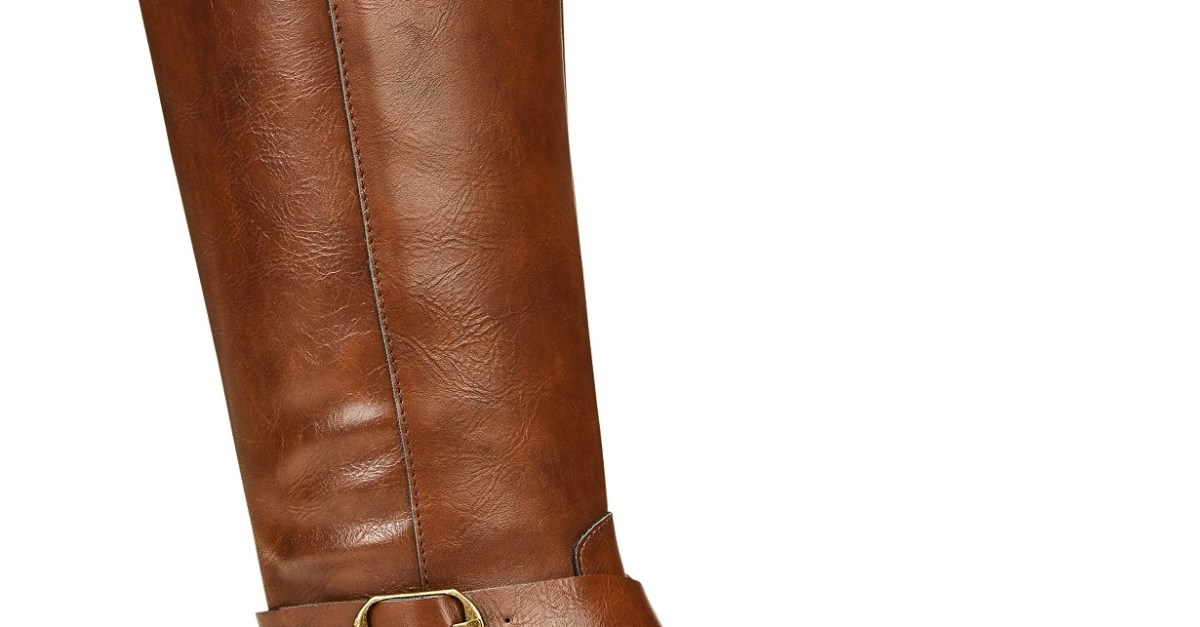 Women's boots for $20 at Macy's