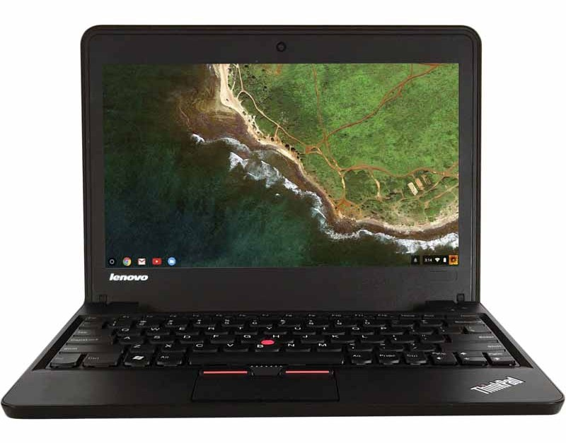 Today only: Refurbished 11.6″ Lenovo 4GB Chromebook for $99