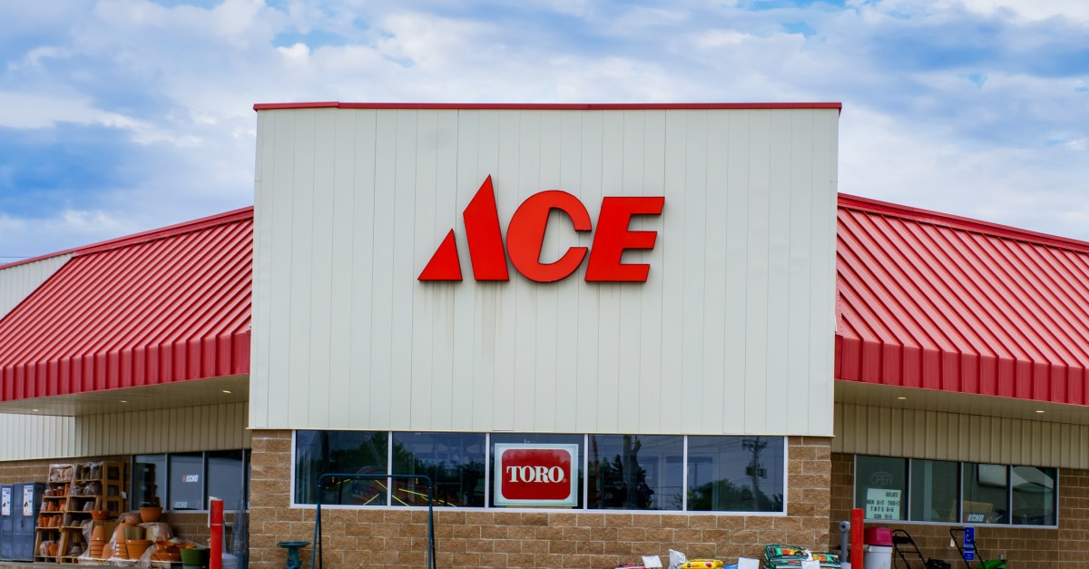 Today only! Ace Hardware coupon takes 50% off one item