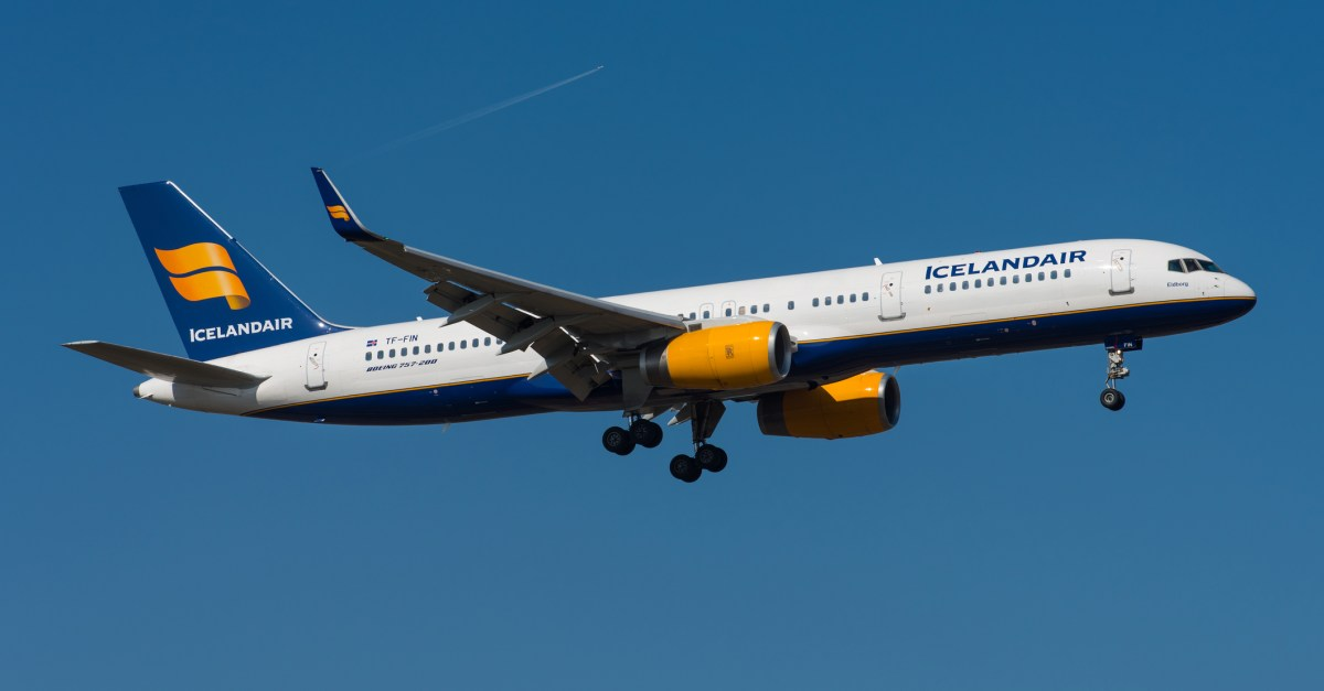 Icelandair sale: Flights to Iceland from $199!