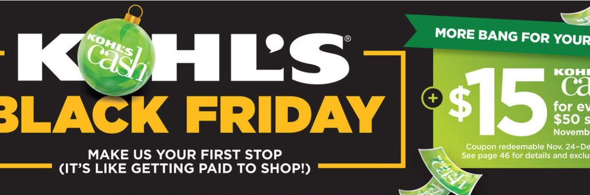 Kohl's Black Friday sale starts now: Here are the best deals!