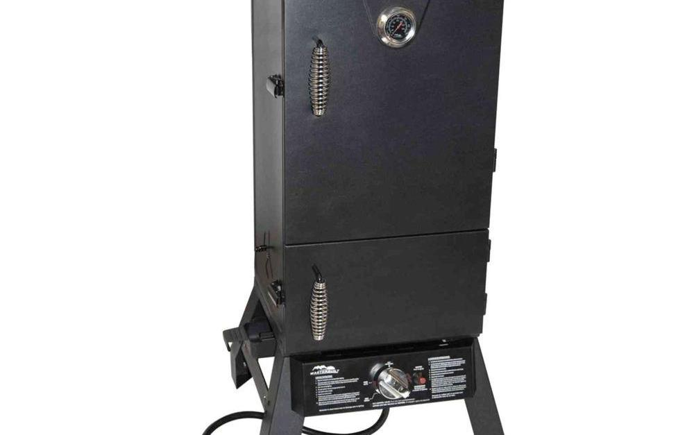 Masterbuilt Pro dual fuel smoker for $99