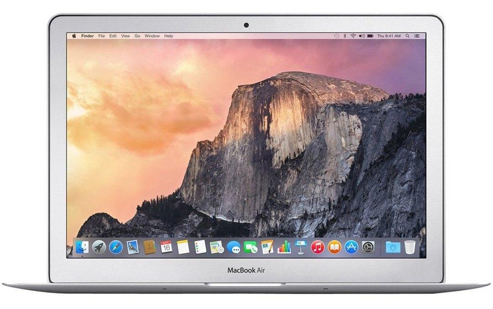 In store: 13.3″ Apple MacBook Air for $800