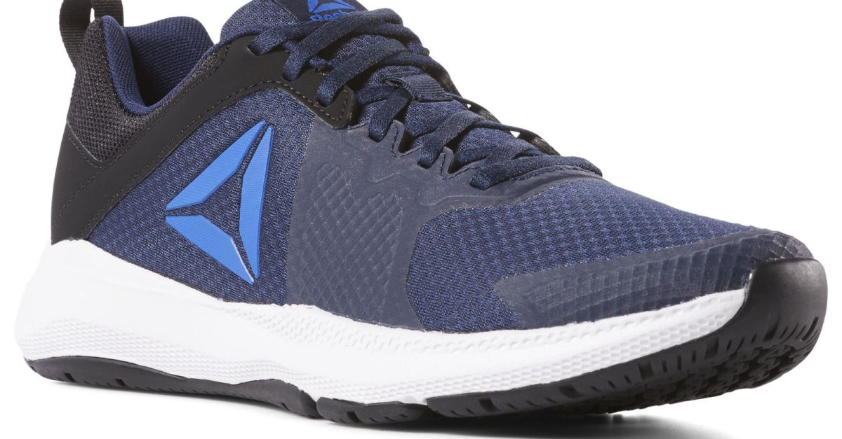 Reebok men's Quickburn TR shoes for $30, free shipping