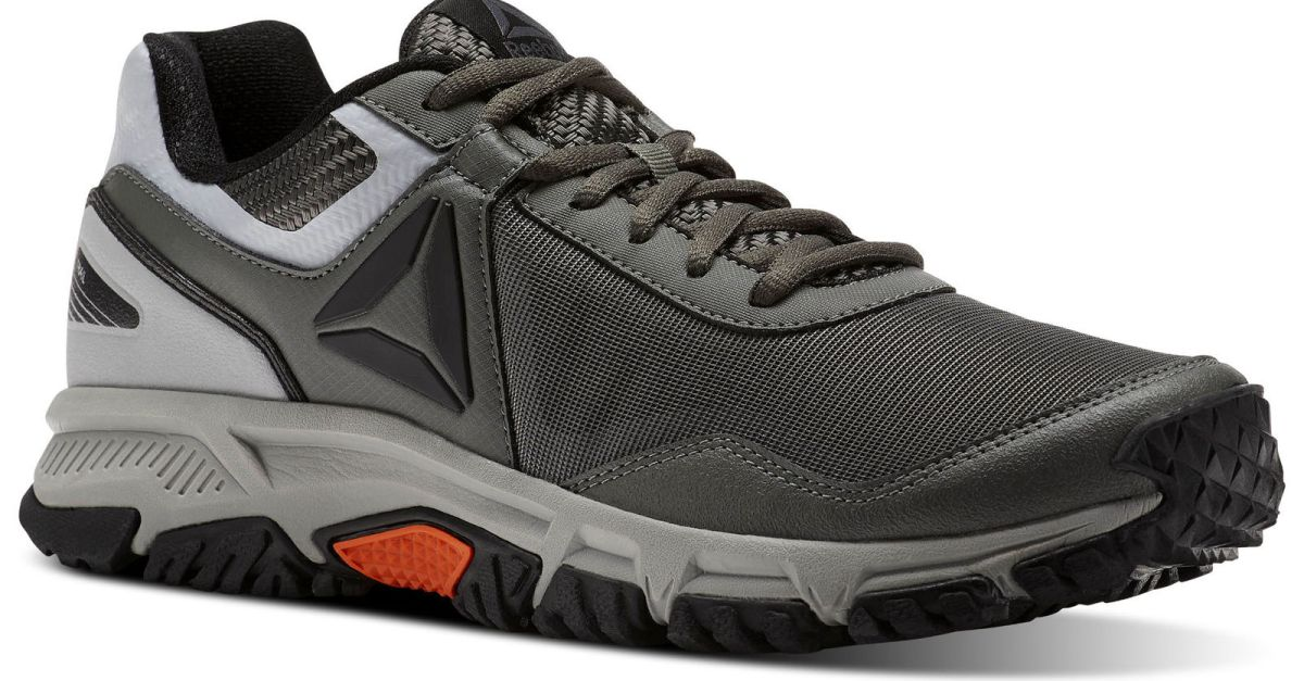 Reebok men's Ridgerider Trail 3.0 shoes for $24, free shipping