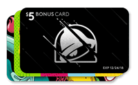 Taco Bell: Get a $5 bonus card for every $10 gift card purchase