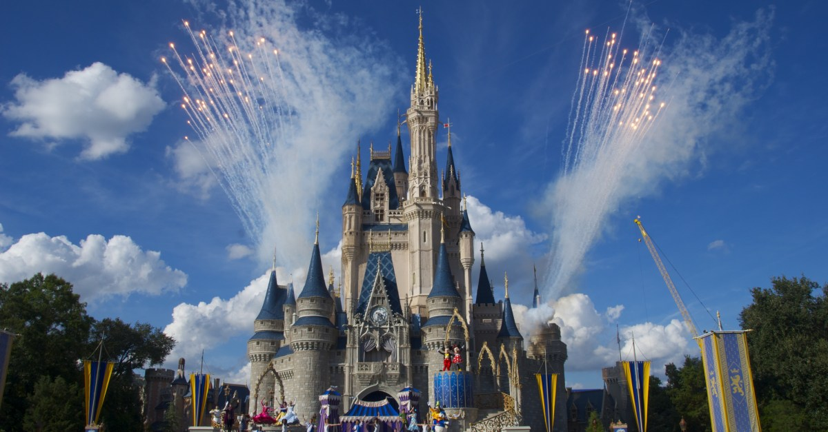 Disney World Tickets: 4-Park Magic Value Ticket for $89 per day