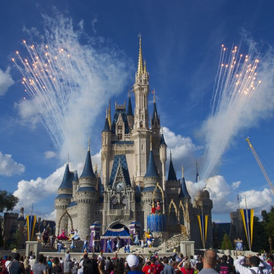 Disney World tickets: 4-day, 4-park Magic Ticket for $89 per day